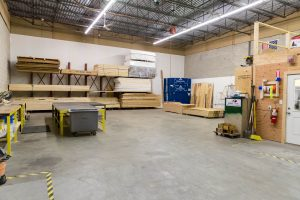 Crate Manufacturing Warehouse