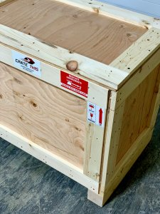 custom crate by crate this
