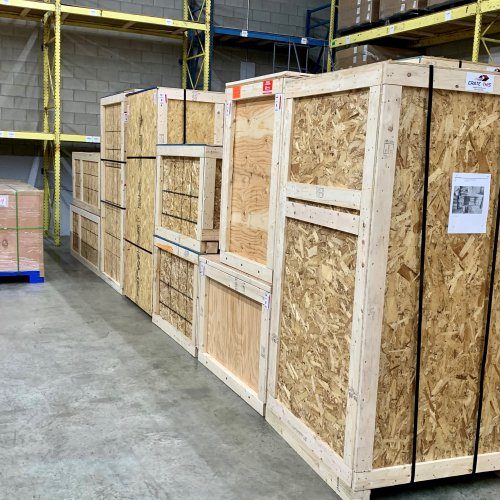 new crates made at Crate This